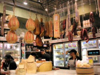 Food Tour i Chinatown og Little Italy - Ost