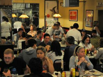 Food Tour i Chinatown og Little Italy - Restaurant