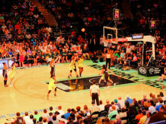 New York Liberty basketball-billetter - Spillere