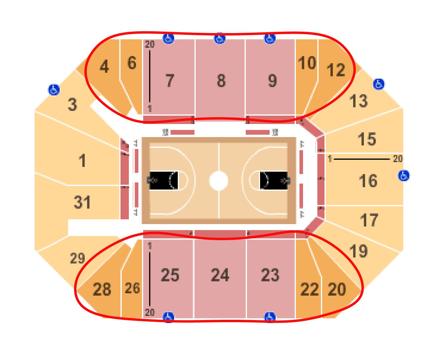 New York Liberty Basketball tickets - Setekart Barclays Center