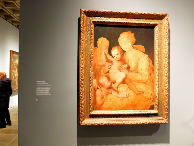 The Met Breuer i New York - Uferdig utstilling