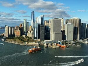 De beste utsiktene i New York
