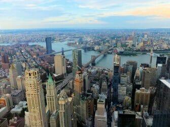 De beste utsiktene i New York - One World Observatory