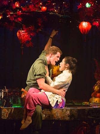 Miss Saigon Broadway tickets - Om natten