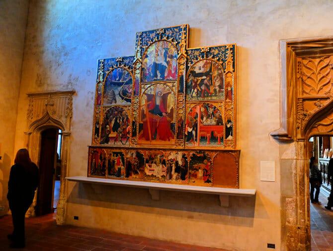 The Met Cloisters i New York - Kunst fra middelalderen