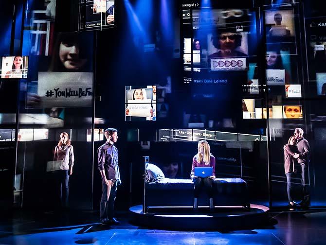 Dear Evan Hansen på Broadway Tickets - på Music Box Theatre