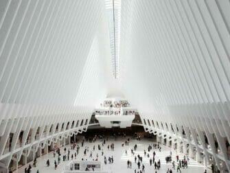 Westfield World Trade Center - Arkitektur