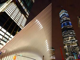 World Trade Center Transportation Hub - Oculus utvendig