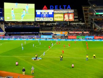 New York på budsjett - fotball