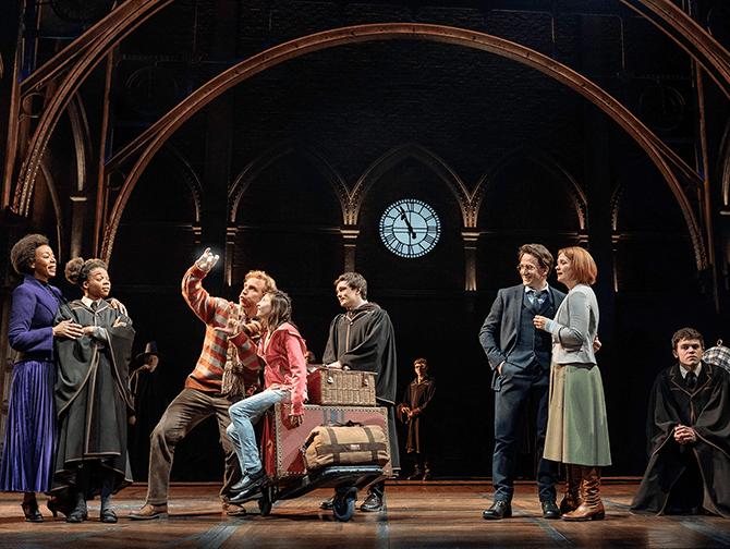 Harry Potter and the Cursed Child Broadway Tickets - Den nye generasjonen