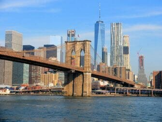Forskjellen mellom New York Explorer Pass og New York Pass - Brooklyn Bridge