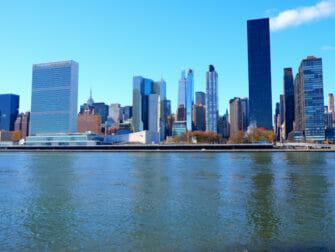 Roosevelt Island i New York - Skyline