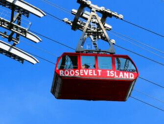 Roosevelt Island i New York - Taubane