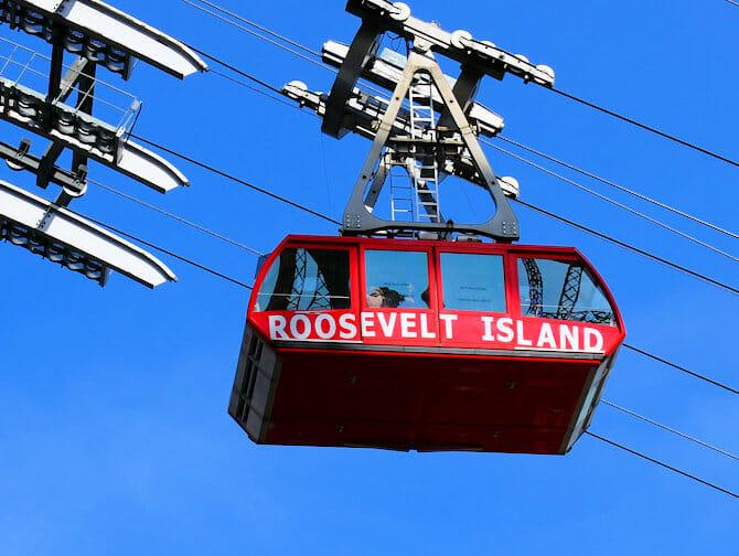 Roosevelt Island - Taubane