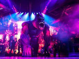 Musikalen King Kong the Musical Broadway Tickets - King Kong