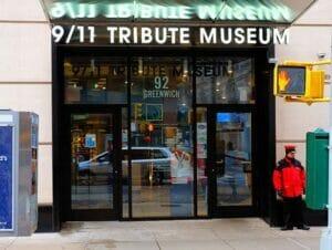 911 Tribute Museum i New York