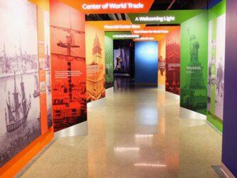 911 Tribute Museum i New York - Historien