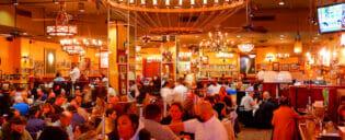 Carmine's familierestaurant i New York