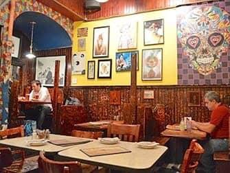 Hell's Kitchen i New York - Johns Pizza