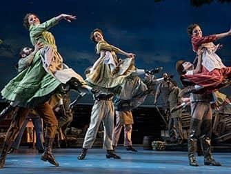 Carousel Broadway Tickets - Skuespillerne
