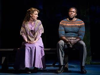 Carousel Broadway Tickets - Julie og Billy