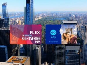 Forskjellen mellom New York Sightseeing Flex Pass og New York Explorer Pass
