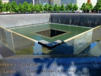 Forskjellen mellom New York Sightseeing Day Pass og New York Pass - 9:11 Memorial
