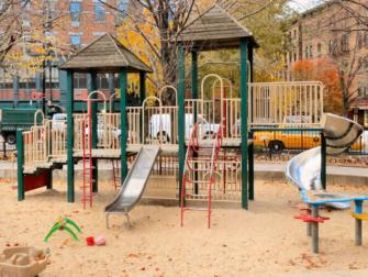 Lekeplasser i New York - Bleeckerstreet Playground