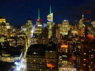 Restauranter i New York - Utsikt fra GAONNURI