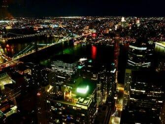 Restauranter i New York - Utsikt fra Manhatta