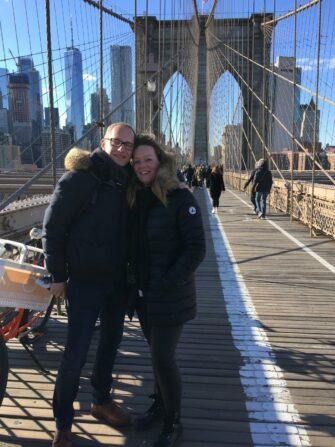 Vinn en tur til New York - Brooklyn Bridge