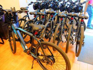 Guidet e-sykkeltur i New York - E-sykler