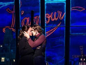 Moulin Rouge! The Musical Broadway Tickets - L'amour
