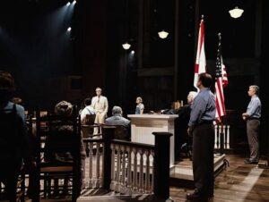 To Kill a Mockingbird Broadway Tickets - I rettssalen