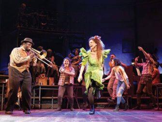 Hadestown Broadway Tickets - Dans
