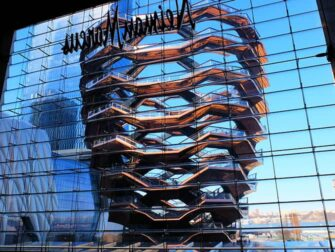 Hudson Yards i New York - Vessel