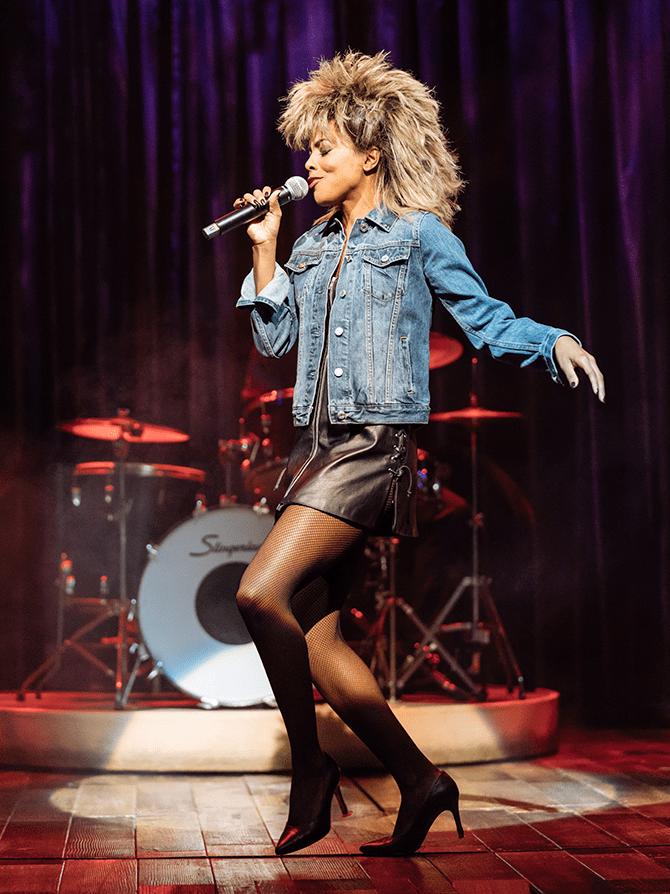 The Tina Turner Musical Broadway Tickets - Ikonisk antrekk
