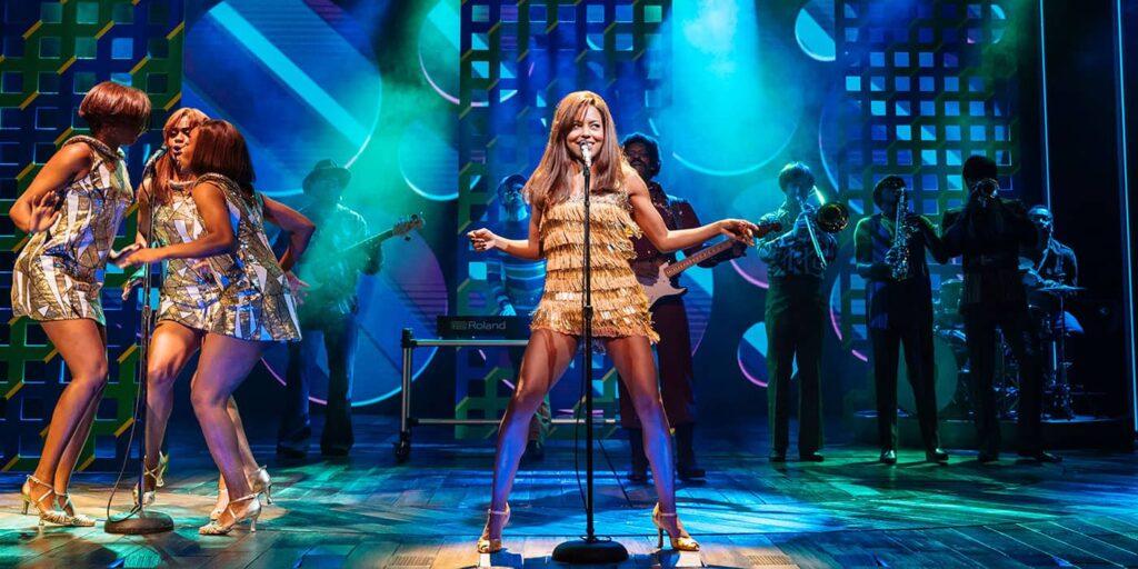 The Tina Turner Musical Broadway Tickets - Opptreden