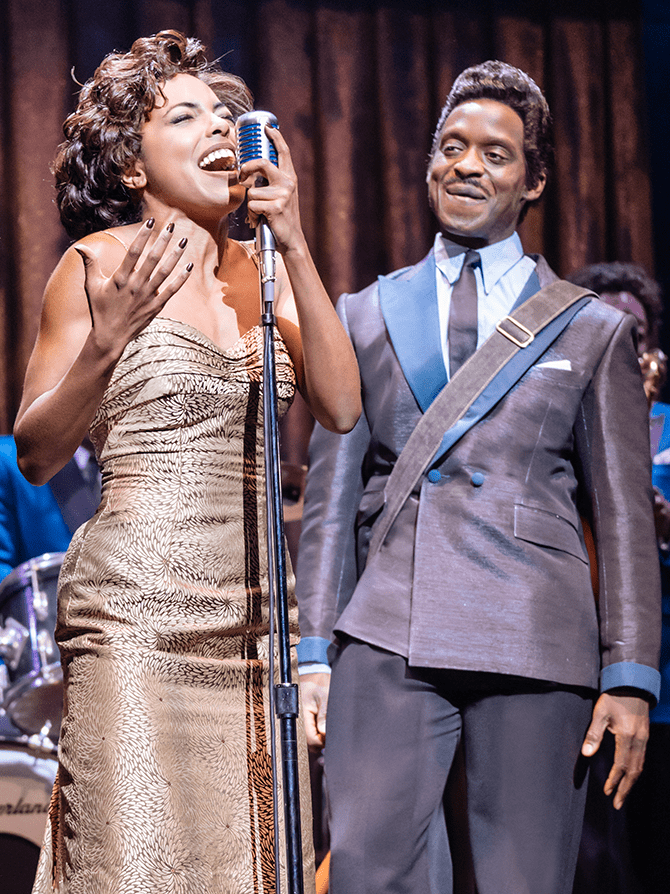 The Tina Turner Musical Broadway Tickets - Tina og Ike