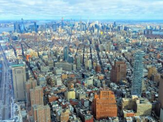 One World Observatory Tickets - Utsikt over Manhattan