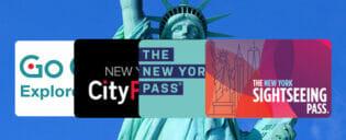 Sammenligning av rabattkort for New York