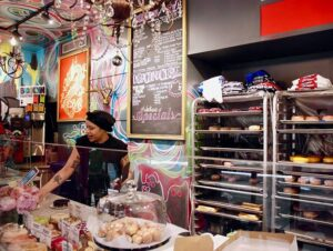 Smultringtur i New York - Doughnut Project