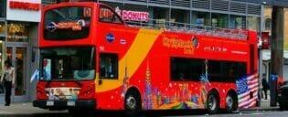 New York-busstur og severdighet pakketilbud