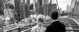 Bryllupsfotograf i New York