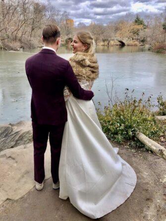 Bryllupsfotograf i New York - Central Park