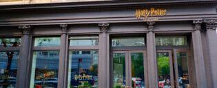 Harry Potter Store i New York