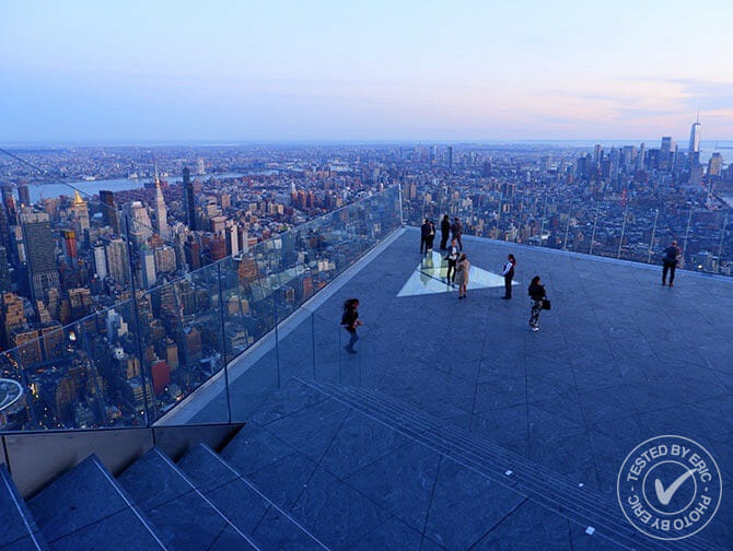 Edge Hudson Yards Observation Deck Tickets