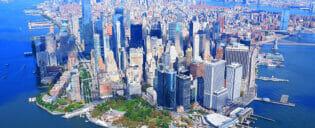 Helikoptertur i New York