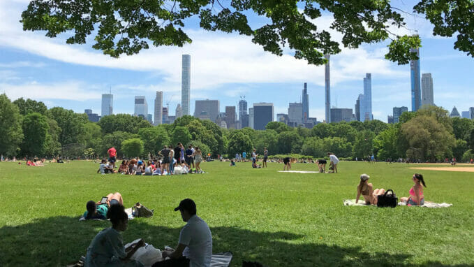 Central Park – Zoom
