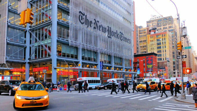 New York Times – Zoom